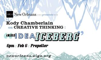 "Kody Chamberlain on Creative Thinking: ""The Idea..."