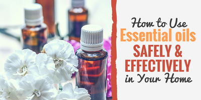 Basically Essential - How to use Essential Oils...