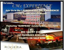 CM3 EXPERIENCE 2014 - Launch Party!!