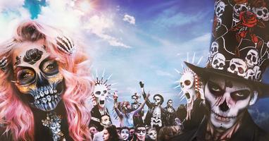 Festival of The Dead returns Birmingham