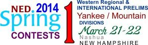 NED Western Regional Contest/Convention 2014