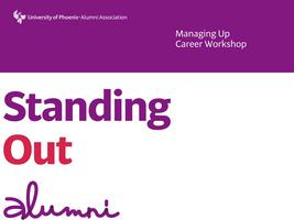 Managing Up Career Workshop