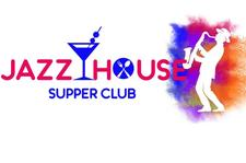 JAZZ HOUSE SUPPER CLUB logo