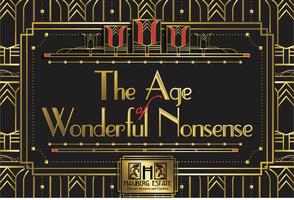 The Age of Wonderful Nonsense Gala Fundraiser