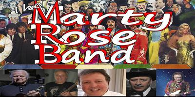 Marty Rose Band & Pool Comp Night