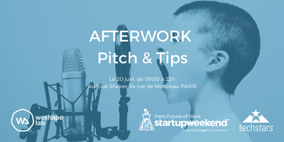 AFTERWORK Pitch & Tips