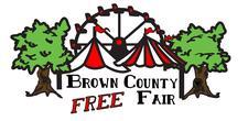 Brown County Free Fair  logo
