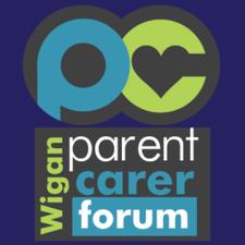 Wigan Parent Carer Forum  logo