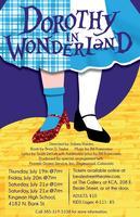 Dorothy In Wonderland