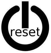 The Reset Project. logo
