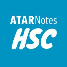 ATAR Notes - HSC Lectures logo
