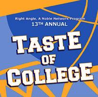 13th Annual Taste of College