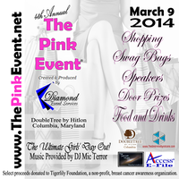 The Pink Event®: The Ultimate Girls' Day Out! #4