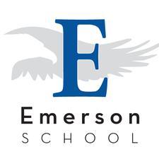 Emerson School logo