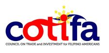COTIFA - Council on Trade and Investment For Filipino Americans logo