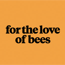 For the Love of Bees logo