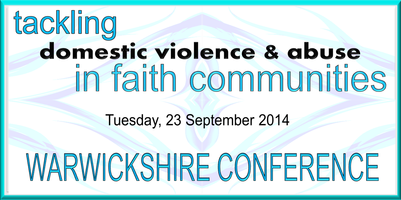 Tackling Domestic Violence & Abuse In Faith...
