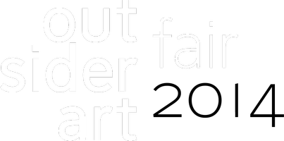 Outsider Art Fair: New York - May 8 - 11, 2014