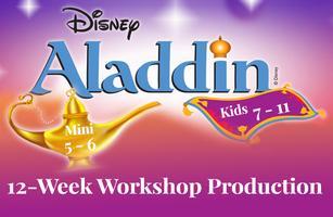 12-Week Workshop Production of ALADDIN KIDS