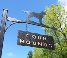 Four Mounds Foundation logo