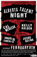 Alberta Music Night at the Sundre Arts Centre