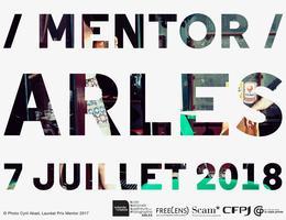 Prix Mentor - Session #4 - Arles