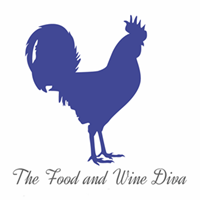 The Food and Wine Diva, LLC logo