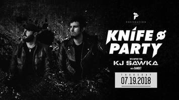 Knife Party and KJ Sawka