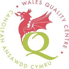 Wales Quality Centre logo