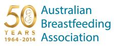 Australian Breastfeeding Association North Brisbane Region logo