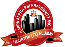 The Legendary Houston (TX) Alumni Chapter of Kappa Alpha Psi Fraternity, Inc. logo