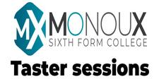 Monoux College Taster sessions logo