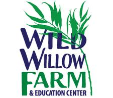 Wild Willow Farm & Education Center logo