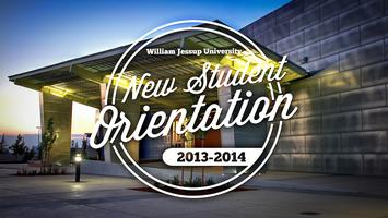 WJU New Student Orientation - Fall 2014