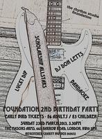 The Rhythm Studio Foundation 2nd Birthday Party