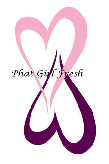 P.H.A.T. GIRL FRESH logo