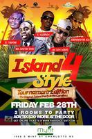 Islandstyle 4 Tournament Weekend