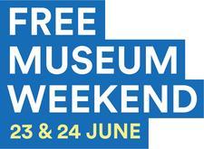 Free Museum Weekend  logo