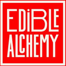 Edible Alchemy - Alexis Goertz  logo
