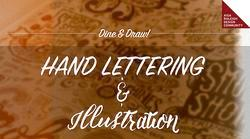 Handlettering and Illustration Dine & Draw