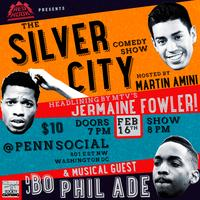 Silver City Comedy Show