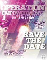 "The Ladies Room - ""Operation Empowerment"""