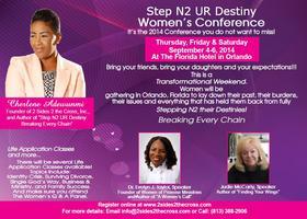 Step N2 UR Destiny Women's Conference