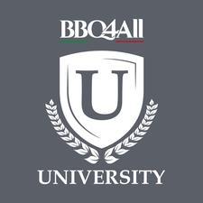 BBQ4All University logo