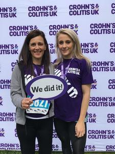 Crohn's and Colitis UK Bristol, Bath & North Somerset Network logo