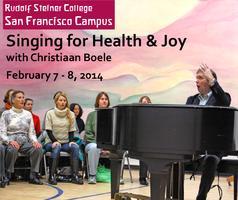 Workshop-Conference: Singing for Health & Joy!