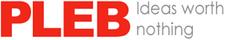 PLEB Talks logo