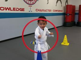 August 20-24 Martial Arts Camp (Goal Setting)