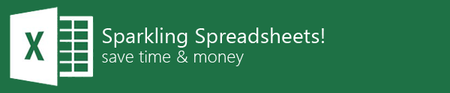 50 Shades of ... Sparkling Spreadsheets with Excel