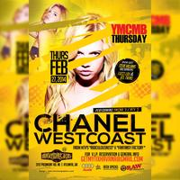 Chanel WestCoast Live in Atlanta